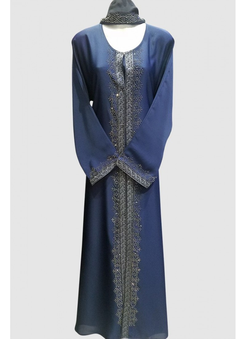 Asha Sophisticated Abaya
