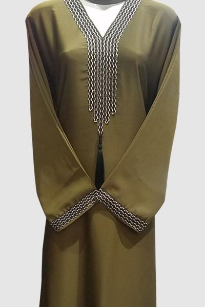 Trends Close Fancy Abaya