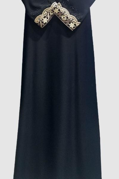 Freesia Lace Abaya
