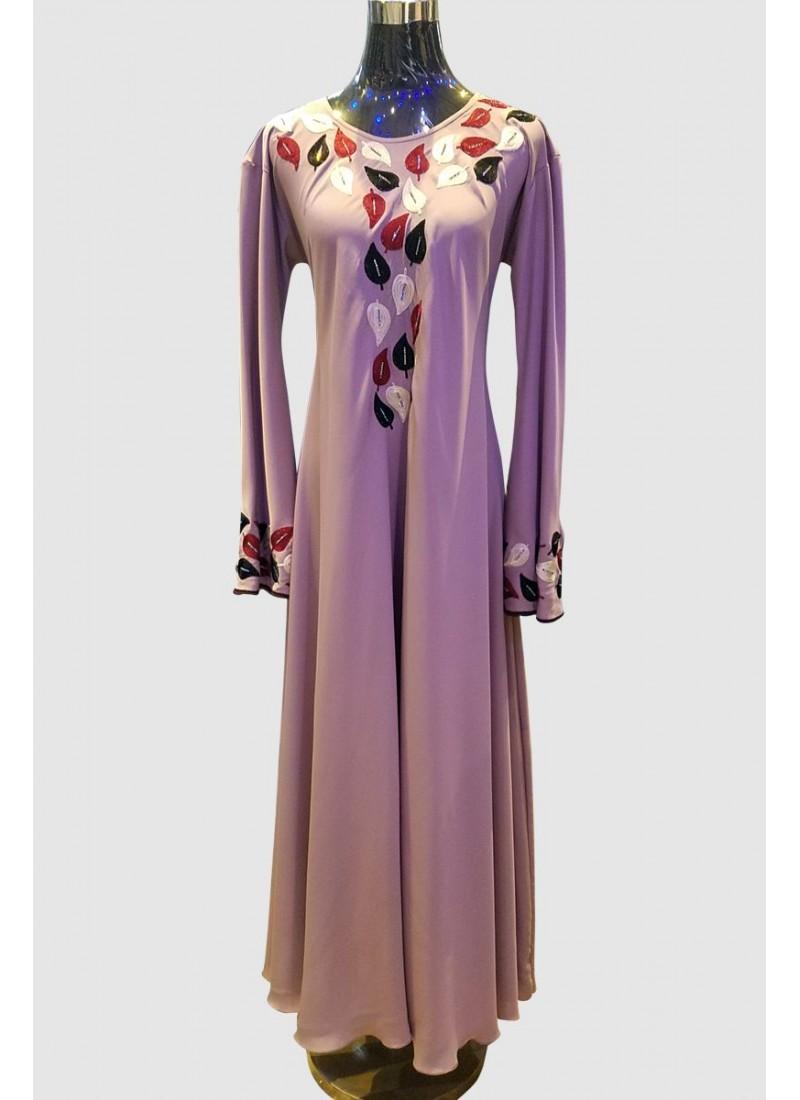 A'barrane Umbrella Abaya