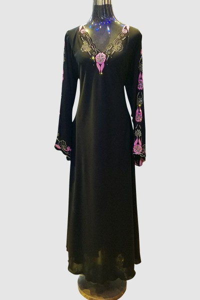 Arabic Designer Abaya