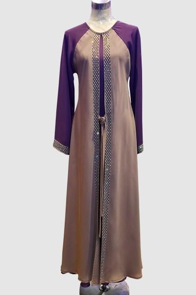 Daisy Designer Umbrella Abaya