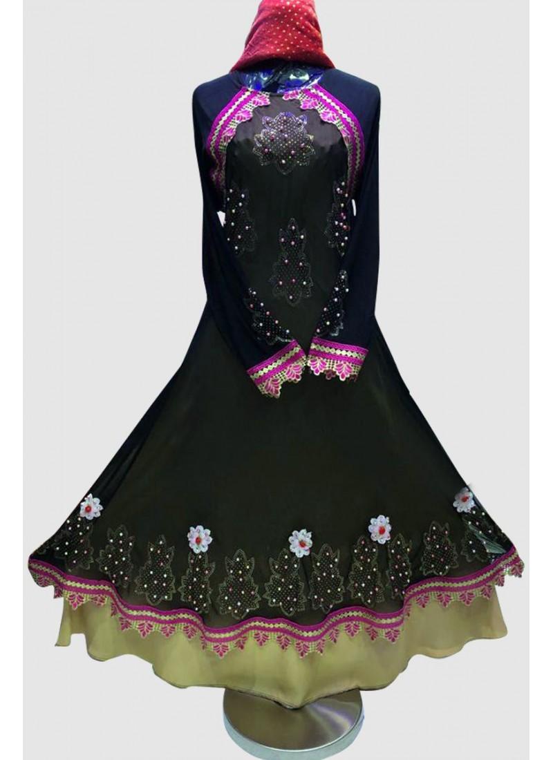 Fancy Umbrella Nida Abaya