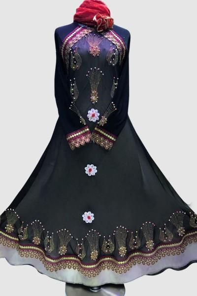 Khaleejia Umbrella Abaya