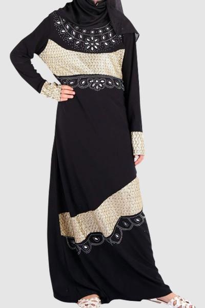 Kid's Fancy Abaya ...